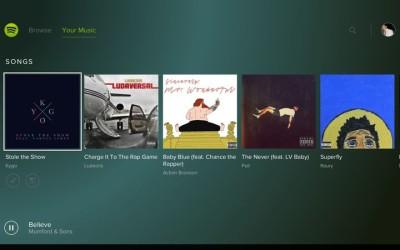 Aplikace Spotify na PS4 a PS3 – zdarma